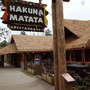 Imagen del proyecto BuinZoo, Restaurant Hakuna Matata